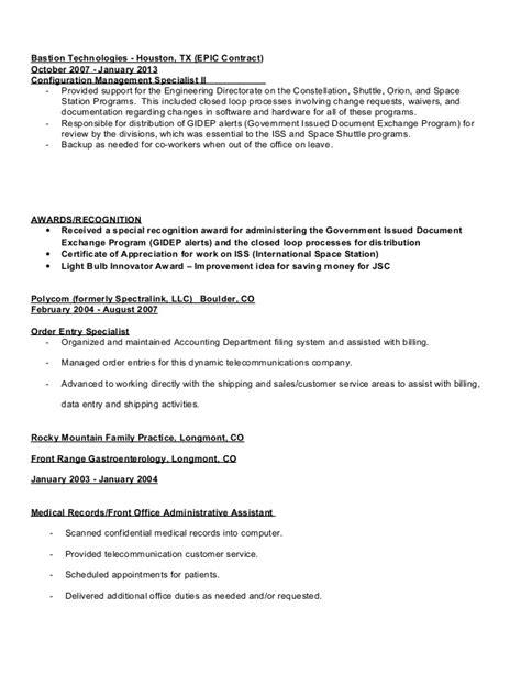 scorbett resume