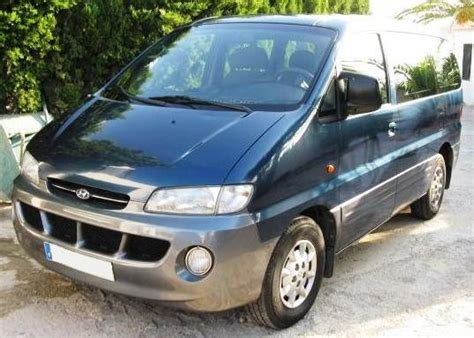Hyundai H1 Modification by Hyundai H1 Svx Best Photos And Information Of Modification