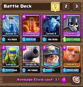 clash royale best miner decks for all arenas clash for dummies