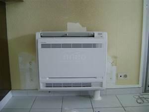 Pompe A Chaleur Reversible Air Air : installation d 39 une pompe chaleur multisplit inverter air air daikin an o ~ Farleysfitness.com Idées de Décoration