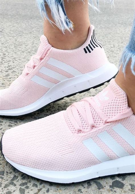 pink adidas sneakers adidas shoes women stylish shoes