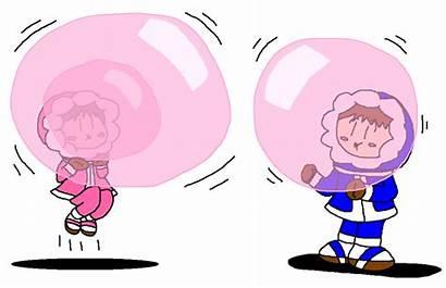 Bubble Double Gum Clipart Transparent Bubbles Pokegirlrules