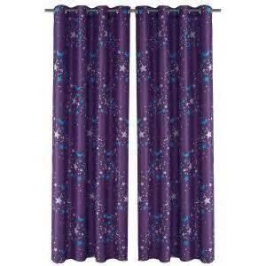 paire de rideaux occultants etoile en polyester 140 x 260 cm comparer les prix avec