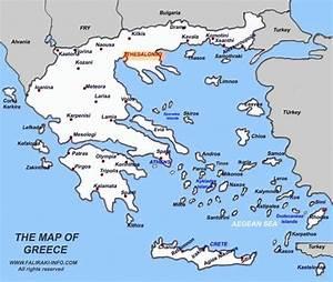 ancient greece balkan peninsula map