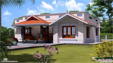 free modern house plans kerala style house plans single floor