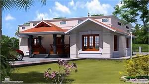 Kerala Style House Plans Single Floor - YouTube