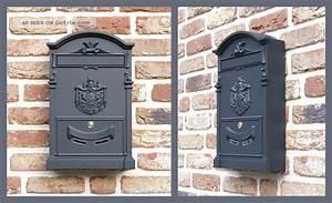 Briefkasten Holz Antik : italienischer briefkasten aluguss antik look din a4 ~ Sanjose-hotels-ca.com Haus und Dekorationen