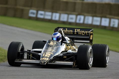 Lotus Formel 1 by Lotus Renault F1 Lotus Renault 98t 1986 F1 Fanatic