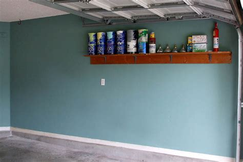 garage wall paint julie brady on benjamin aura paint in