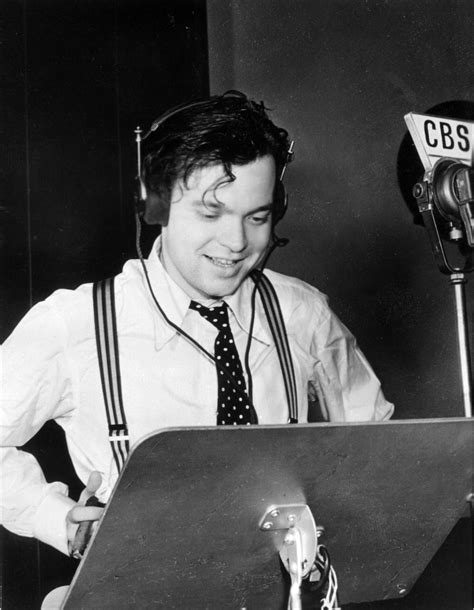 Orson Welles | Radio Star | Old Time Radio Downloads