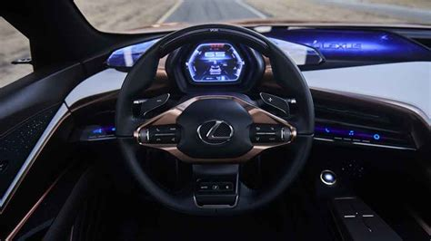 Lexus Lf 1 Limitless 2020 by Flagship Lexus Lf 1 Suv Launch Price Engine Specs