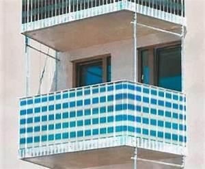 sichtschutz balkonsichtschutz sichtschutz fur balkon und With französischer balkon mit sichtschutz gartenzaun grün