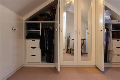 Decorating Ideas For A Dormer Bedroom by 25 Best Ideas About Attic Bedroom Closets On