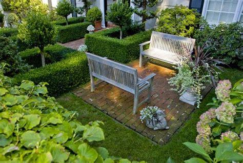 Small Formal Garden Ideas Outdoorthemecom