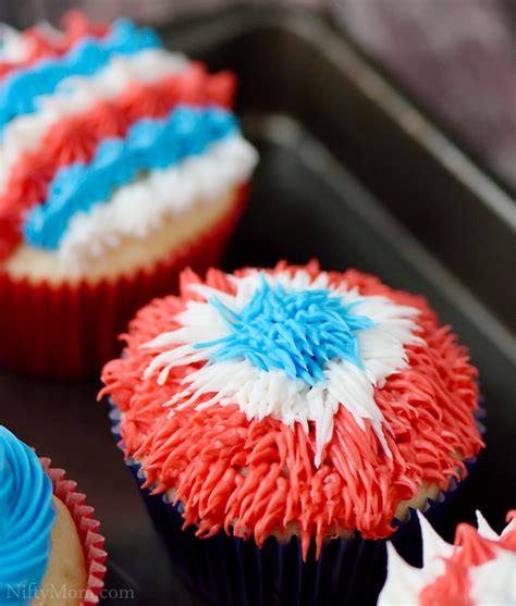 fourth of july cupcake ideas fourth of july cupcake ideas