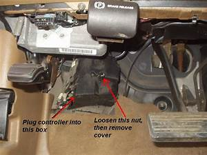Chevy Brake Controller Install  No Tow Package