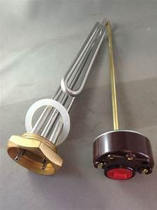 Hot Water Tank Heating Element Heater 3600w 1 1  4 U0026quot  Bsp