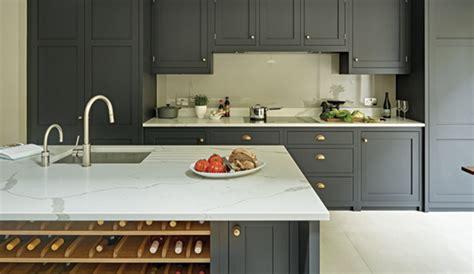 battersea kitchen design stylish shaker kitchens  brayer