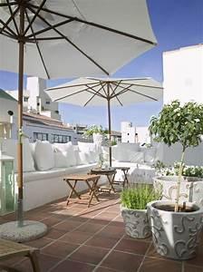 Decoration De Terrasse : d coration terrasse en 20 id es en attendant les beaux jours ~ Teatrodelosmanantiales.com Idées de Décoration