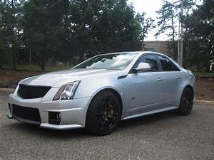 2012 Silver Cadillac CTS V Pictures Mods Upgrades Wallpaper