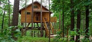 Treehouses in Eureka Springs, Arkansas Treehouse Cottages