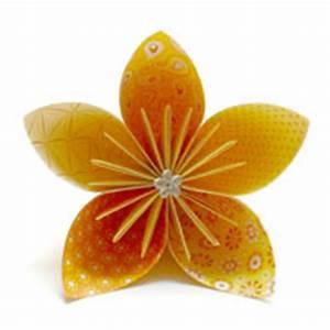 Einfache Papierblume Basteln : anleitungen zum falten von origami pflanzen und blumen ~ Eleganceandgraceweddings.com Haus und Dekorationen