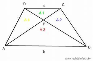 Diagonale Dreieck Berechnen : dreieck fl chenverh ltnisse f r dreiecke im trapez untersuchen mathelounge ~ Themetempest.com Abrechnung