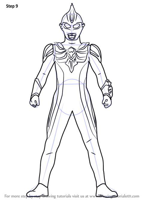 learn   draw ultraman max ultraman step  step drawing tutorials
