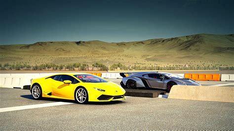 Vs Lamborghini Race by Lamborghini Veneno Vs Lamborghini Hurac 225 N Drag Race