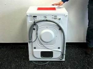 Siemens Waschmaschine Transportsicherung : transportsicherung bei bauknecht waschmaschine entfernen doovi ~ Frokenaadalensverden.com Haus und Dekorationen