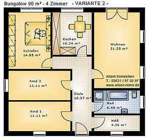 Bungalow Grundrisse 4 Zimmer : bungalow grundrisse 4 zimmer ihr traumhaus ideen ~ Eleganceandgraceweddings.com Haus und Dekorationen