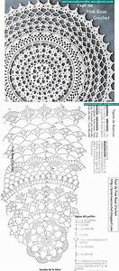 Crochet Doily  With Images