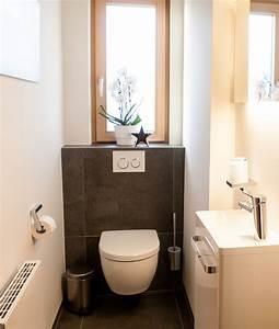 Handtuchhalter Für Gäste Wc : g ste wc waschbecken f r schmale toilette ~ Frokenaadalensverden.com Haus und Dekorationen