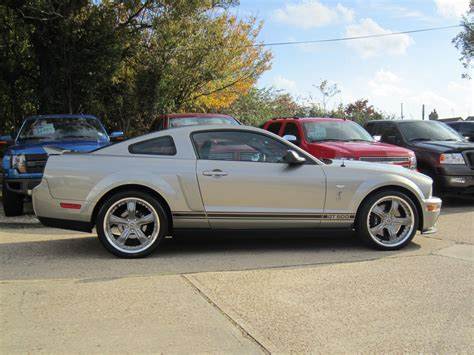 ford mustang shelby gt  miles