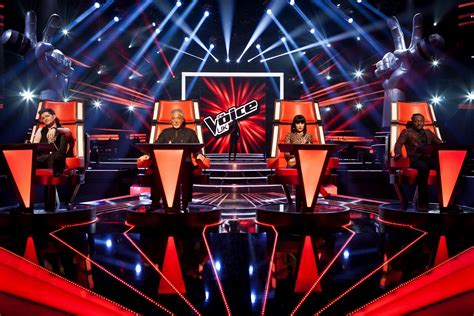 The Custard Tv Does The Voice Have The Edge?