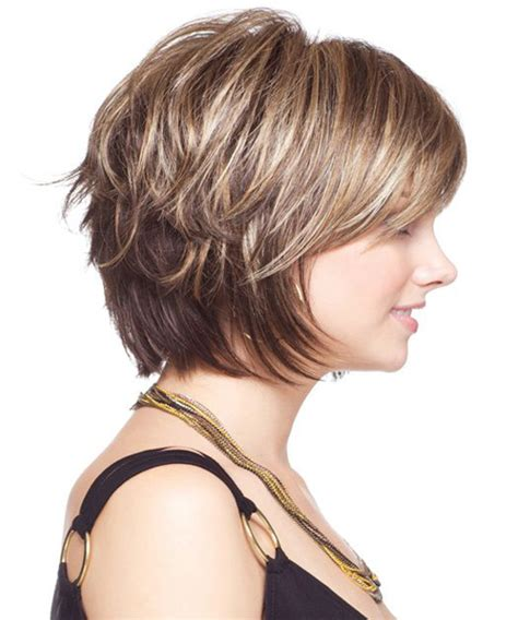 neck length bob hairstyles  chunk  style