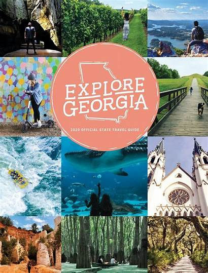 Georgia Travel Guide Vacation Tourism State Official