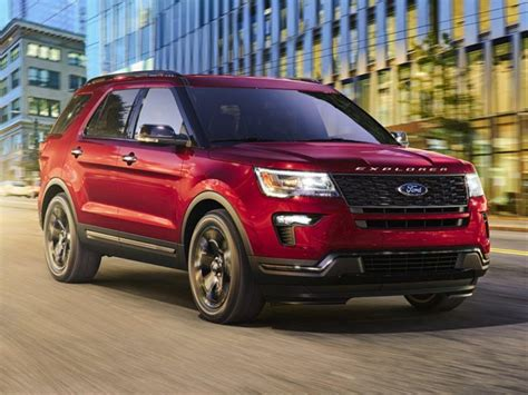 New 2018 Ford Explorer Platinum 4dr 4x4 Kingston, Ontario