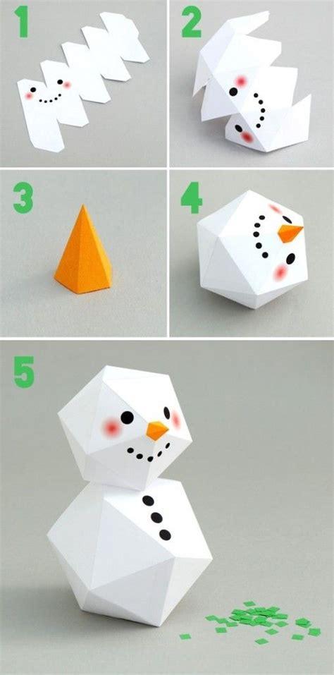 bonhomme de neige avec rouleau papier toilette maison design bahbe