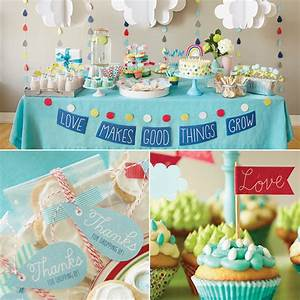 Love Makes Good Things Grow Baby Shower Theme Hallmark