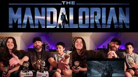 The Mandalorian | Season 2 Official Trailer - REACTION ...