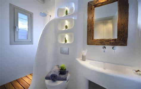 luxury mykonos villa  contemporary mediterranean decor