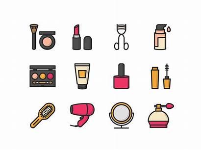 Cosmetic Icons Ai Sketch Cosmetics Unblast
