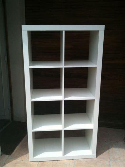 meuble ikea kallax 147x147 neuf en clasf maison