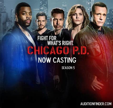 Background Actors Background Actors For Quot Chicago Pd Quot Season 5 Nbc