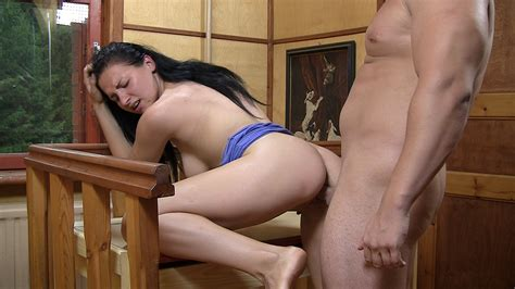 Hot Teen Sex On Wooden Table Free Porn Video Pornyp