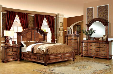 oak bedroom sets king bed sizes shop factory direct