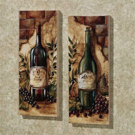 20 Inspirations Wine Theme Wall Art  Wall Art Ideas