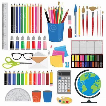 Supplies Stationery Clipart Office Creative Traders Purwanchal