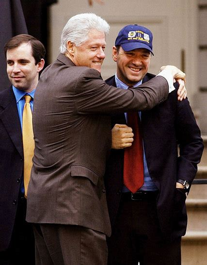 Kevin Spacey And Bill Clinton Are Gay Lovers Conspiracy